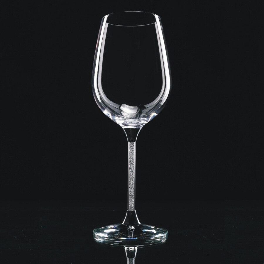 Lovely Quality gift fashion vintage crystal wedding wine glass hanap set  KJ58