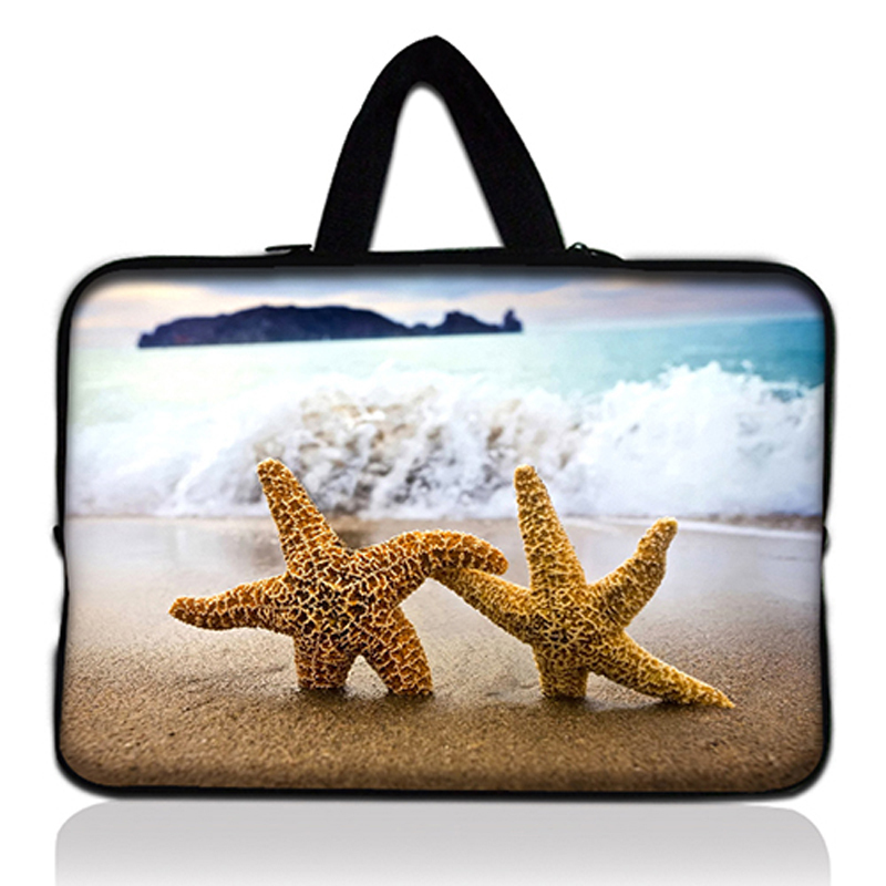 """Sea Star 17"""" Laptop Sleeve Bag Case + Handle For 17"""" Dell Alienware M17x-in Laptop Bags & Cases"""