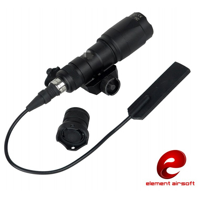 Lanterna Rifle de Caça Luz Arma