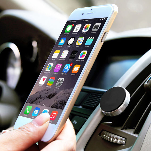 Magnetic Air Vent Mount Mobile Smartphone Stand