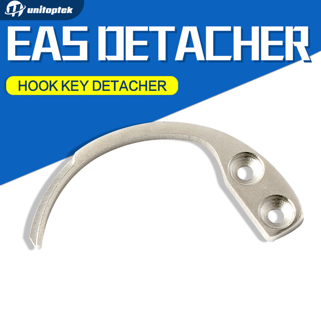 Security Hook Key Detacher Of EAS System Special Mini Tag Remover Portable Use For Hard Tag