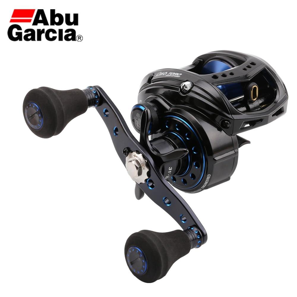 Abu Garcia Revo Toro Beast Baitcasting Fishing Reel 7 1BB T2 BST51 50HS 51HS 11kg Centrifugal