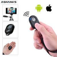Télécommande Bluetooth pour déclencheur de téléphone bouton de déverrouillage accessoires Selfie adaptateur caméra pour photographie Photo IOS Android