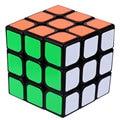 Бесплатная Доставка 3x3x3 Три Слоя Игрушка Куб Головоломка magic cube 3x3x3 Profissional Черный и Белый Цвета Neo Cube Игрушки Для дети