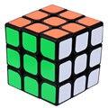 O Envio gratuito de 3x3x3 Três Camadas Cubo Puzzle Brinquedo cubo mágico 3x3x3 profissional black & white cores neo cubo mágico brinquedos para crianças