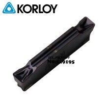 Korloy MGMN250-T MGMN300-T MGMN400-T MGMN500-T PC5300 MGMN 250 300 400 500 токарные инструменты карбидная вставка для токарного станка лазерной резки с ЧПУ