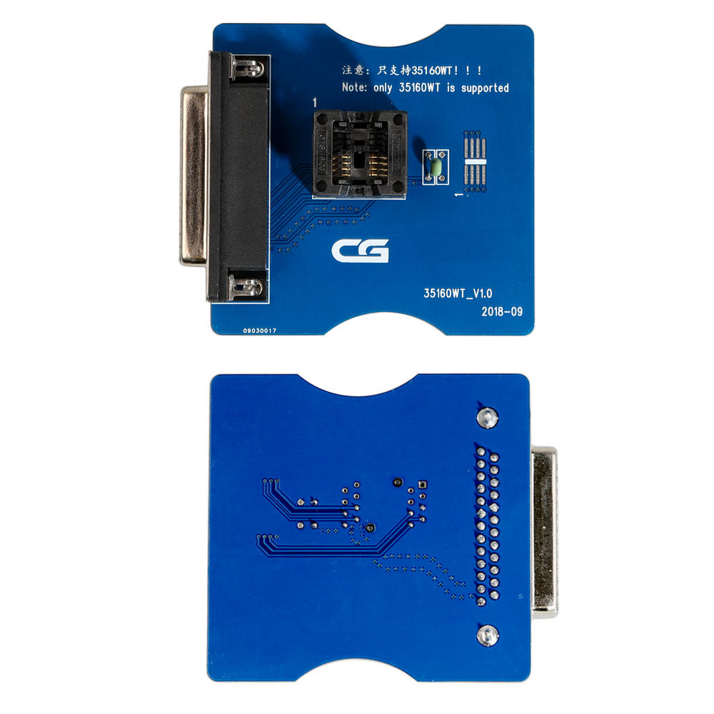 Image 5 - 2019 CGDI CG Pro 9S12 Freescale For BMW OBD2 Programmer New Generation of CG100  Auto Key Programming Scanner standard version on