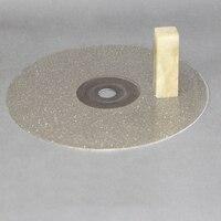 KItchen Knife Diamond Plate Whetstone Round Diamond Chassis Sharpener For Knife Polishing Tools 300mm 60 1200grit