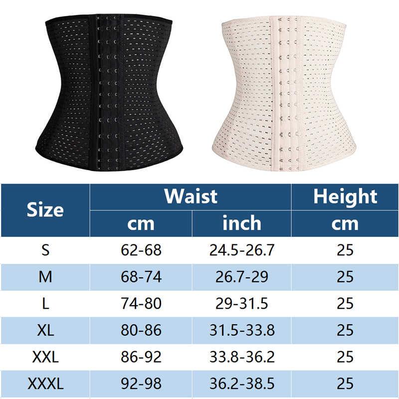 579ed32b06 ... Hot Sale Women Workout Slim Body Shaper Tummy Fat Burner Modeling Strap  Shapewear Waist Trainer Fitness ...