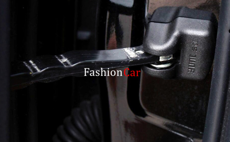 Car Door Stop Rust protector cover 4pcs for Mitsubishi Outlander 2016 2017