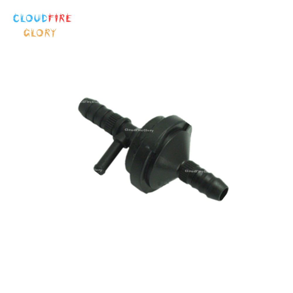 07C133529A 3-Way Air Pump Vacuum Check Valve Pipe For <font><b>Audi</b></font> A4 <font><b>A6</b></font> Quattro 1.8T 3.2T For Volkswagen Passat B5 1999-2005 1.8T image
