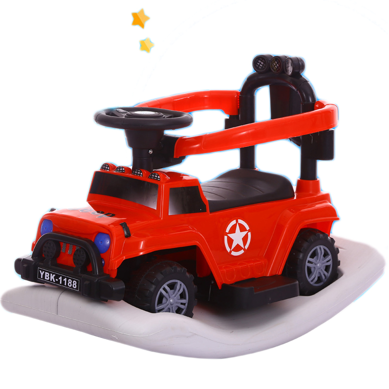 2 In 1 Children Multi-functional Scooter Car Rocking Chair Four Wheels Ride on Car Toys for Children Boys Baby Walker Stroller2 In 1 Children Multi-functional Scooter Car Rocking Chair Four Wheels Ride on Car Toys for Children Boys Baby Walker Stroller