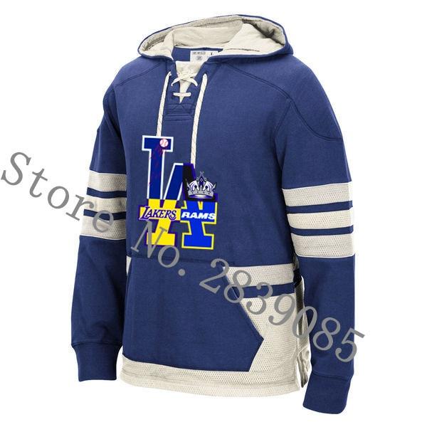 New Designs Winter Los Angeles Jerseys Hoodies fbba349d9ce