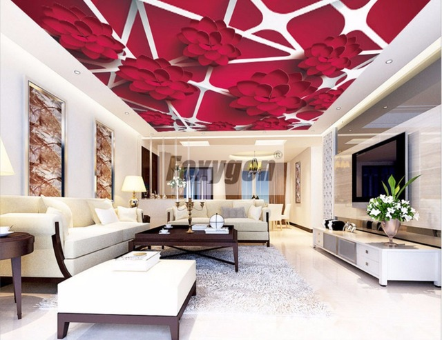 Foxygen ceiling and wall decoration materials PVC Suspended false