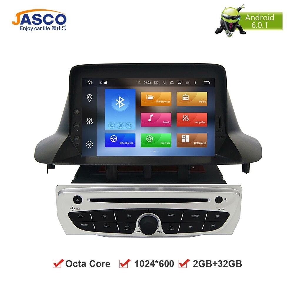"""imágenes para 7 """"Octa Core Android Coches Reproductor de DVD GPS Glonass de Navegación para Renault Megane 3 Fluence 2 GB RAM 32 GB ROM Multimedia Radio estéreo"""