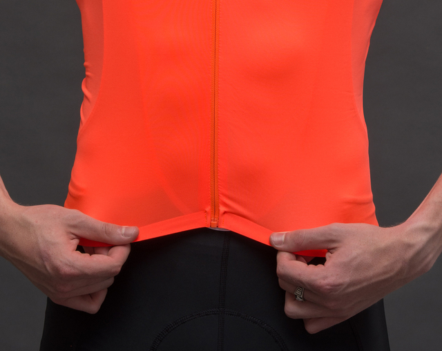 SPEXCEL 2019 upadte Bright Orange Top Quality Short sleeve cycling jersey pro team aero cut with last Seamless process road mtb 1