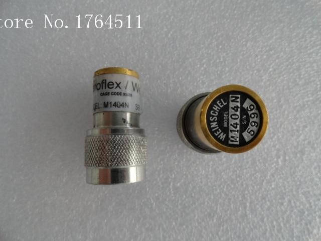 [BELLA] WEINSCHEL M1404N DC-18GHZ 50 Ohm Precision Load Calibration N