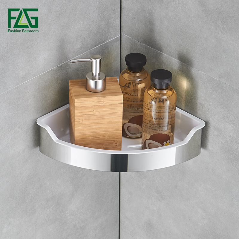Bathroom Shelves Metal ABS Plastic 304 Stainless Steel Wall single on metal wall shelf rack, metal bathroom storage shelf, metal bathroom storage racks, metal bathroom towel rack,