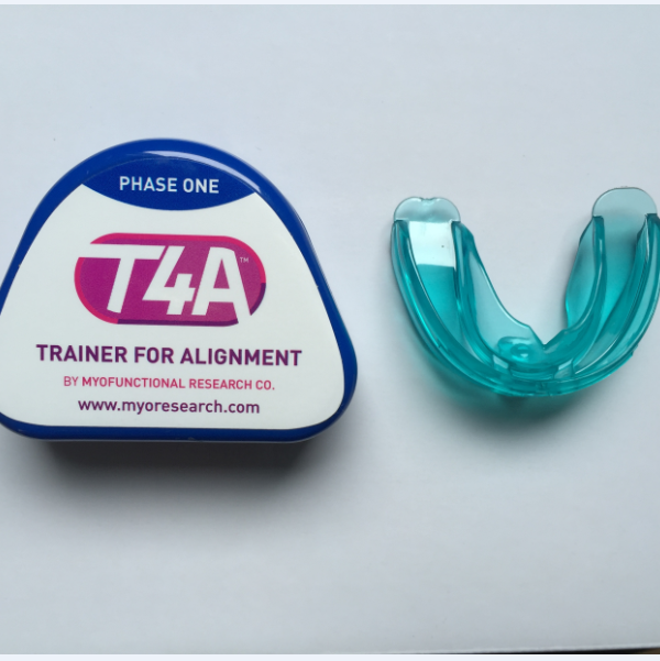 Original T4A Dental Orthodontic Appliances Myofunctional