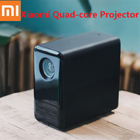 Xiaomi DLP Projector 3500 Lumens Support 4K Quad core T968 Cortex A53 2GB+16GB Android 6.0 Dual Band WiFi Proyector Home Theater