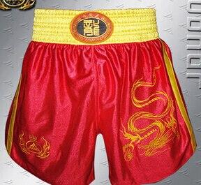 Free Leisure shorts muay thai shorts Black, red, blue,S, M, L, XL, XXL ,XXXL Sports casual pants Drawstring pants Loose pan Q259 tmc df combat pants outdoor training pants s m l xl xxl tmc2649 btc