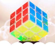 Transparent 3x3x3 Magic Cube
