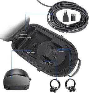 Image 2 - Custodia impermeabile per Oculus Rift S realtà virtuale VR occhiali EVA custodia per il trasporto custodia zaino borsa scatola protettiva