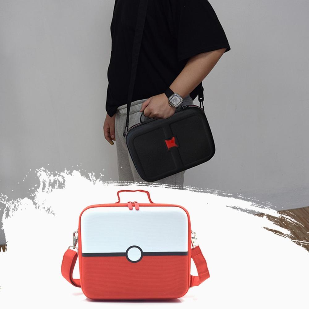 Pour Switch Poco Dream sac de rangement Elf Ball Host accessoires grand sac Ns poignée sac de rangement pour Switch sac