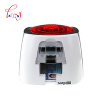 Plastic PVC Color Card Printer Badgy200 Single Sided Card Printers AC110V 220 V