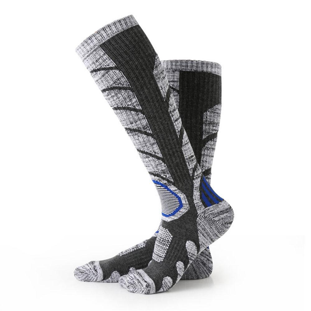 Relefree 1 Pair Winter Thermal Ski Socks Cotton Long Socks Sport Snowboard Cycling Socks Thermosocks Leg Warmers For Men Women