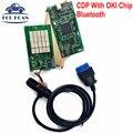 V2014.R2 Keygen TCS CDP Bluetooth CDP OKI Chip M6636B OKI Chip CDP PRO Plus Auto Scanner Com With bluetooth