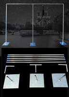 3M x 6M or other sizes Wedding Backdrop Stand with expandable Rods Backdrop Frame Adjustable Stainless Steel Pipe Wedding props