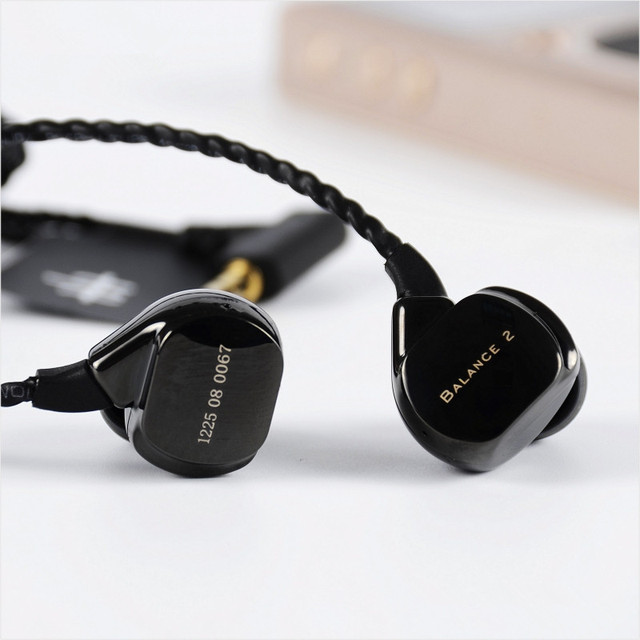 2016 TFZ Balance 2 Metal HiFi Earphones High Quality Dual Dynamic in Ear Earphones TFZ B2 Earphone