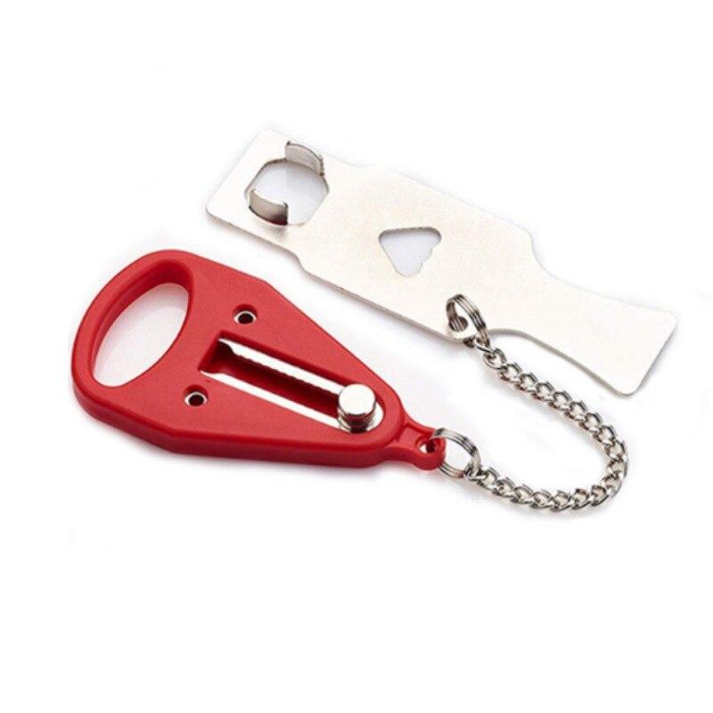Portable Hotel Door Lock Locks Self-Defense Door Stop Travel Travel Accommodation Door Stopper Door Security Lock Dropshipping trava de porta de hotel