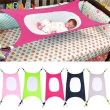 IMBABY детский гамак для новорожденных, детская кроватка, гамак для младенцев, коврик для путешествий, детская спальная кровать, съемная детская кроватка, гамак, Прямая поставка