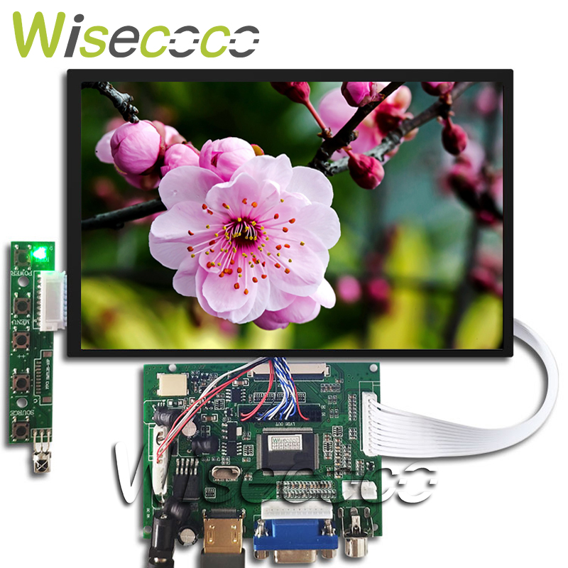 1280*800 7 Inch IPS LCD Screen N070ICG-LD1 Panel Screen HDMI+VGA+2AV Driver Board Tablet PC LCD