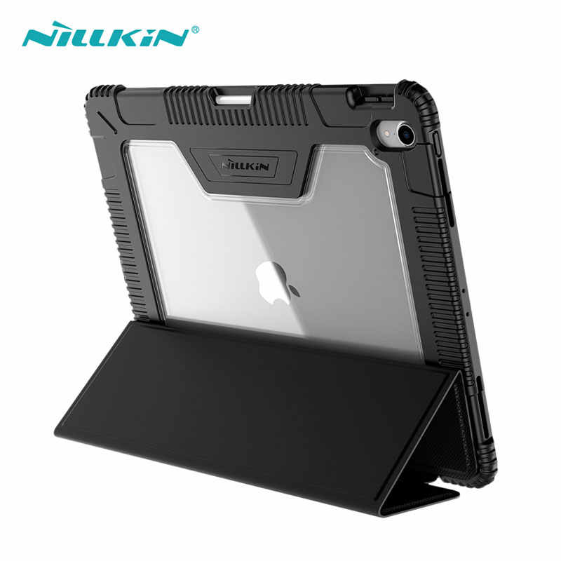 Nillkin PU Da Flip Cover Cho iPad Air 2019/Pro 10.5 2017/Mini/2019/Mini 4/9.7/Pro 11 2020/Pro 12.9 2018