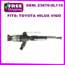 high quality   injector nozzle  oem 23670-0L110/23670-0L090 23670-0L100