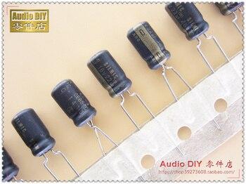 2020 hot sale 30PCS/50PCS ELNA matte soft leather SILMIC ARS series 22uF/16V audio electrolytic capacitors free shipping maitech 3 x 5mm 16v 10uf electrolytic capacitors black 10 pcs