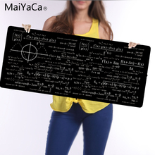 лучшая цена MaiYaCa Store Small Large Mouse Pad for Gaming Player desk laptop Rubber Mouse Mat mousepad Geometric design