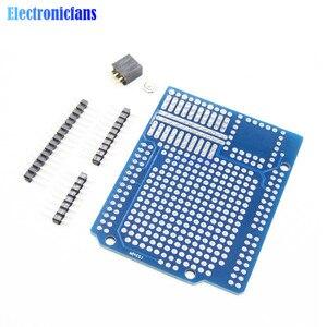 Proto Screw Shield Board Support A6 A7 For Arduino Compatible Improved Version Board Module