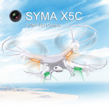 SYMA X5-1 / SYMA X5C-1 Upgraded of SYMA X5C Quadcopter Drones with Camera HD 2.0MP RC Helicopter Quadrocopter Drone with Camera
