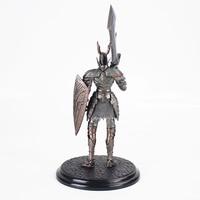 21cmpvc DXF Black Knight Figure Warrior With Sword Shield Dark Souls statue hot lifelike cool Christmas festival gift kid