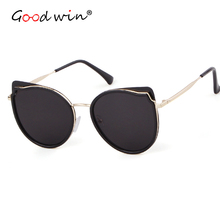 Good Win Top Quality Sunglasses Women Female Round Fashion C