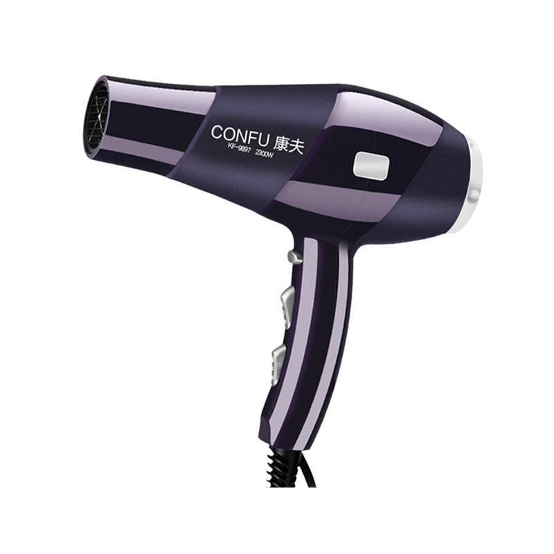 Hair Dryer High Power 2300W Moisturized Anion Professional Electric Hairdressing Tool Cold Hot Air Haircare KF9897 цены