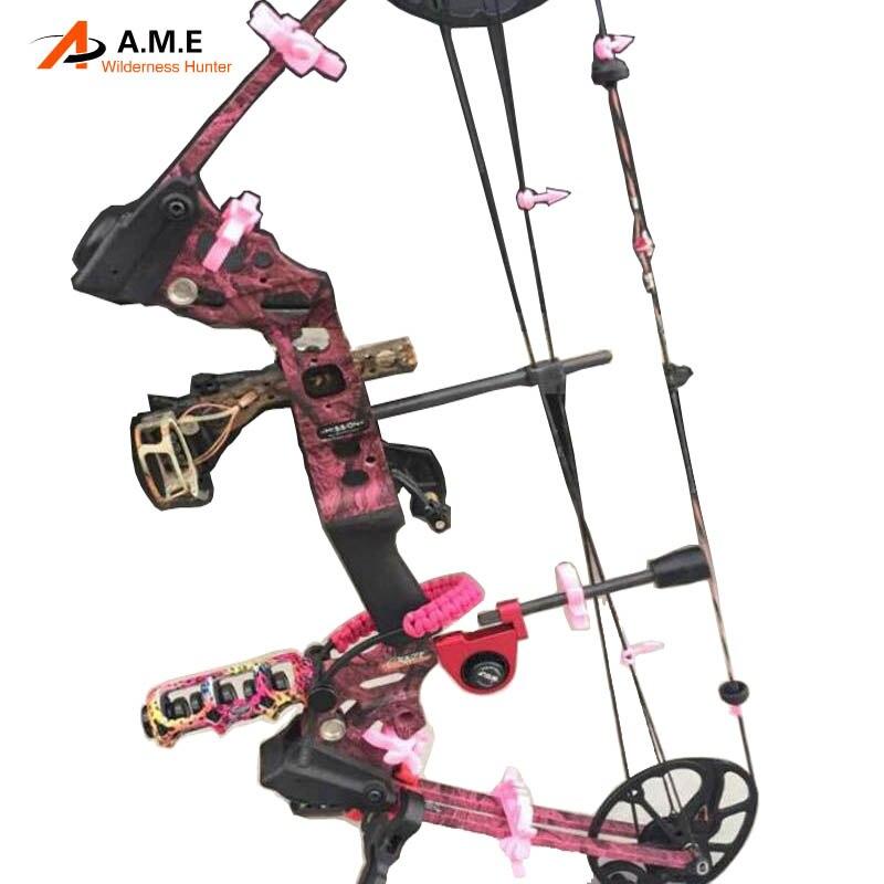 Compound Bow Limb Thunderblox Basic Stabilizer String Silencer Archery Bow