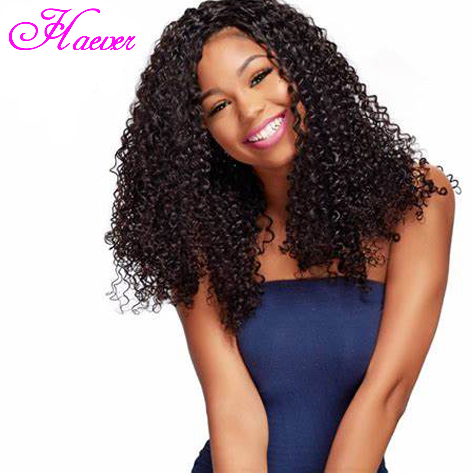 13x4 Lace Front Brazilian Curly Human Hair Wigs Remy Hair Weave Lace Frontal Wig For Women With Baby Hair Bleached Knots(China)