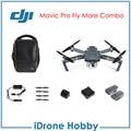 Pre-ordenar selfie mavic pro mosca más combo cámara drone dji gps fpv rc quadcopter mini 12mp lente 4 k 2016 recién