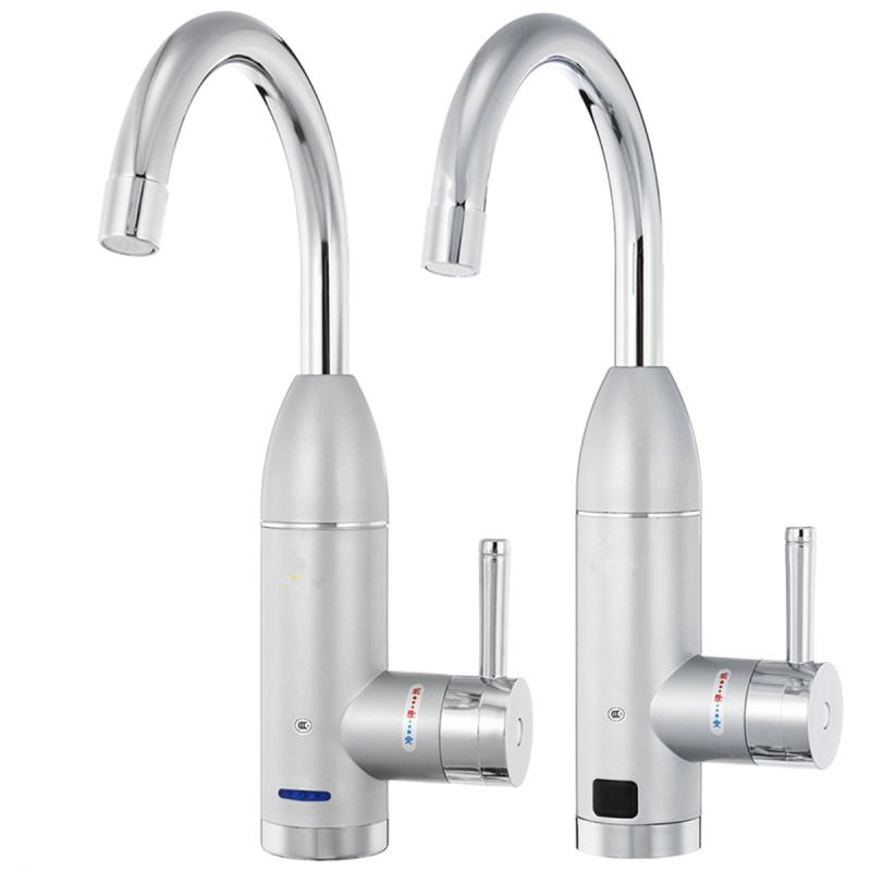 Home Kitchen Fast Heating Faucet Instant Hot Electric Water Heater With Leakage Protector for Home Kitchen Electric Basin Faucet