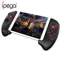 Retrátil Gamepad IPEGA PG 9083 Bluetooth Sem Fio Do Jogo Pad Joystick Alça Retrátil Joypad para Android/iOS Smartphones